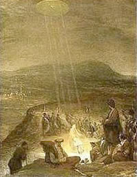 Aert de Gelder's The Baptism of Christ