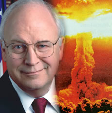 U.S. Vice-President Dick Cheney