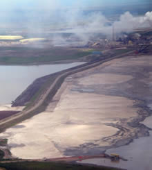 Tar Sands is destroying Alberta's Ground Water