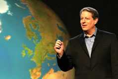 Al Gore fail to disclose any knowledge that he might have about Planet X