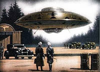 Nazi Germany and UFO
