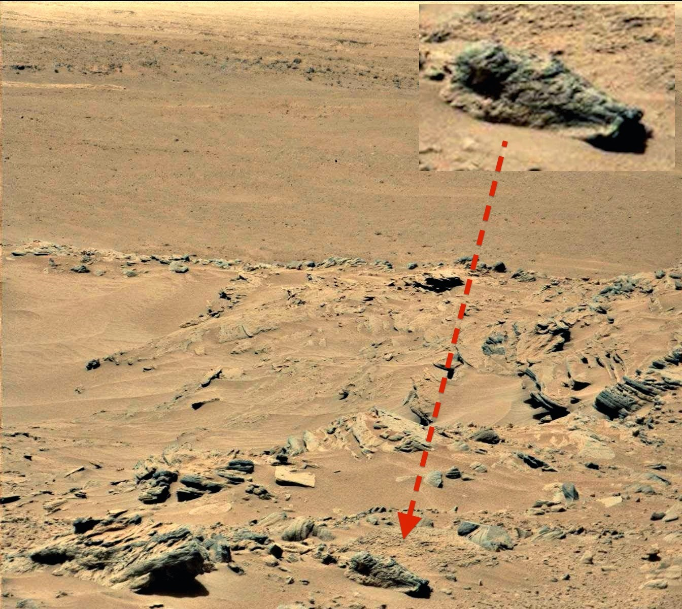 nasa curiosity latest news - photo #19