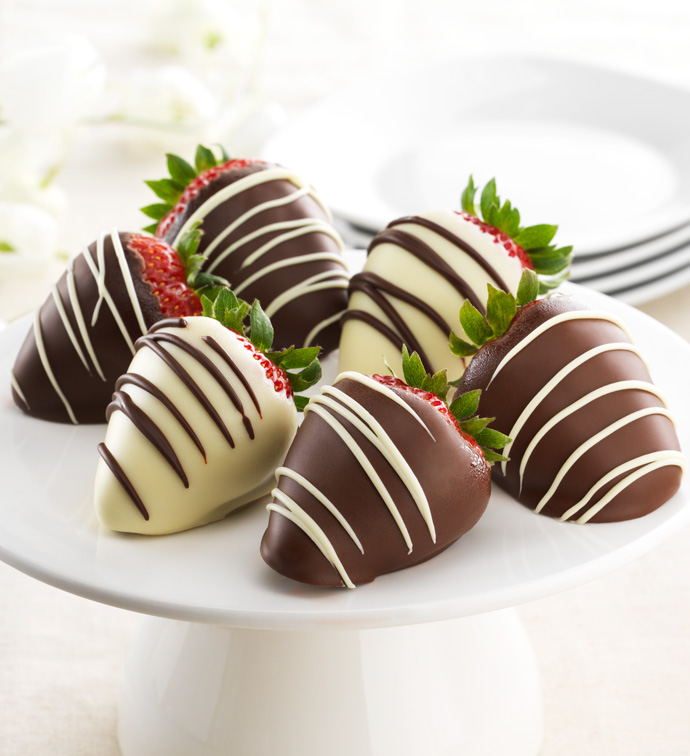 how to make perfect chocolate covered strawberries : the canadian, Ideas