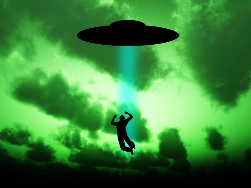 Image result for alien abduction