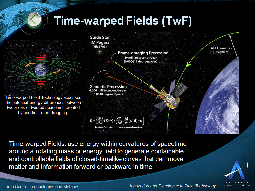 10 compelling pieces of evidence may prove time travel for Space time theory