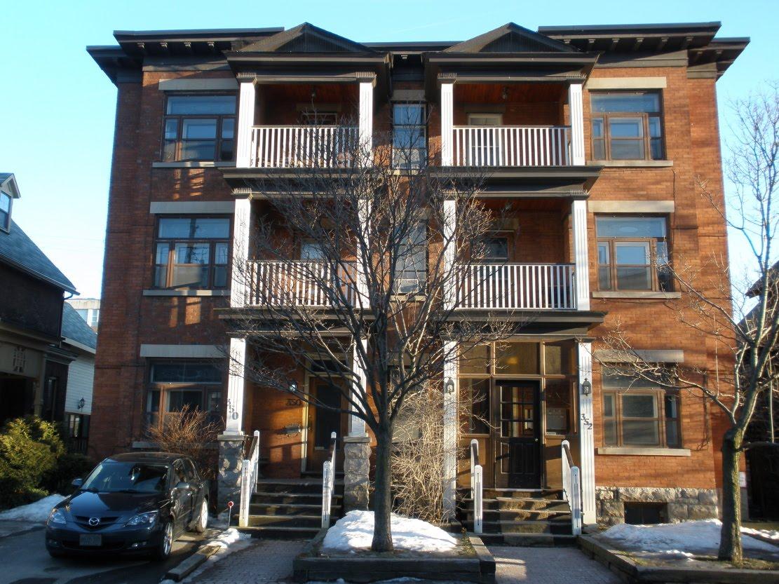 Toronto S Genius Walk Up Apartments