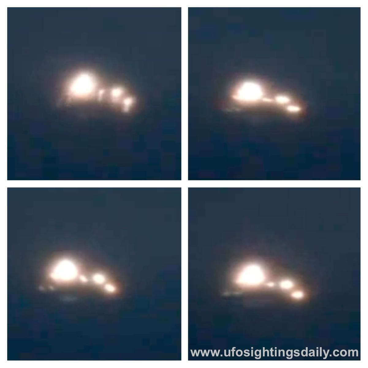 UFO: Time-space distortion hovers over India The Canadian ...