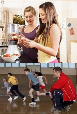 Healthy Eating Plan For Teenagers To Lose Weight