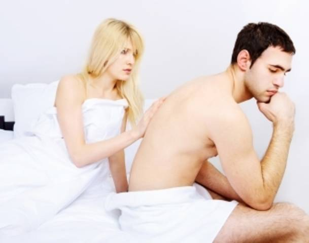 Have dysfunction in man sexual