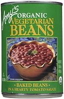 Product Review: Amy's Vegetarian Baked Beans