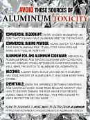 Aluminum Linked to Dangerous Toxicity