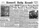 Roswell incident to be disclosed as time-travelling humans, Dr Michael Salla affirms